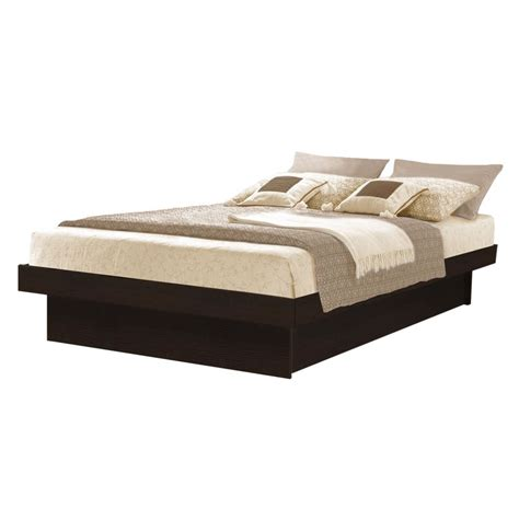 Bedside Platform Bed by King Platform Bed Contempo Space