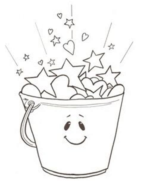 fill your bucket on pinterest bucket fillers lesson