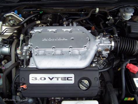 2006 honda accord ex l v6 sedan 3 0 liter sohc 24 valve