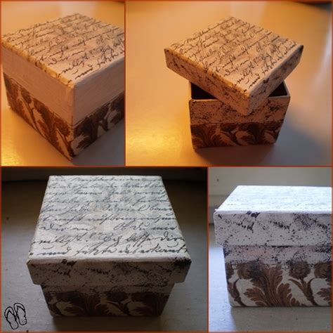 Decoupage On Cardboard - 11 best decoupage images on cardboard boxes