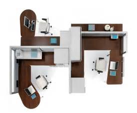 Home Office Desk Arrangements Architecture Charming Office Space Design With White