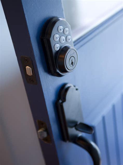 Keypad Front Door Locks Photo Page Hgtv