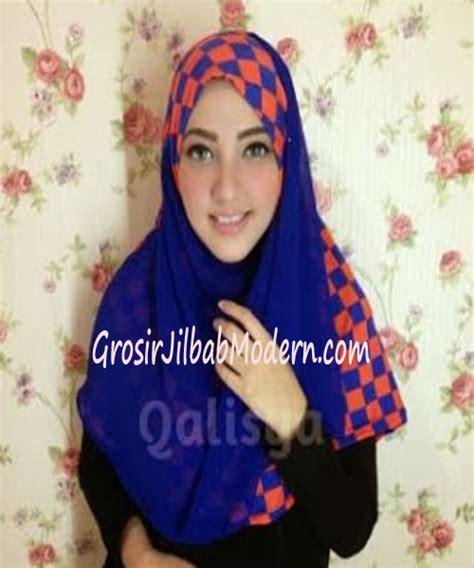 Elmo Syiria Jilbab Elmo Anak jilbab syria elmo no 2 benhur orange grosir jilbab