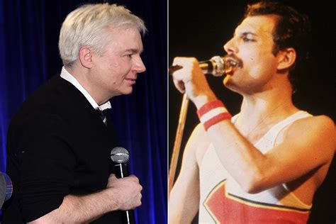 mike myers bohemian rhapsody interview mike myers may appear in queen s bohemian rhapsody film