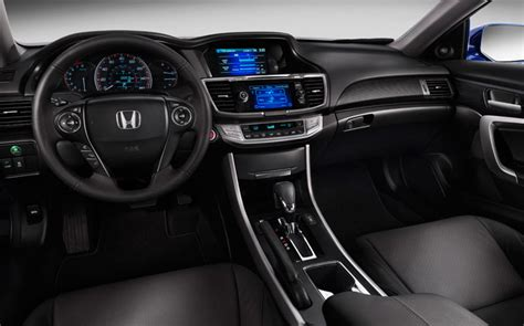2015 honda accord coupe interior photo gallery