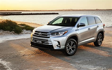 Toyota Kluger Fuel Efficiency Toyota Kluger More Performance With Less Fuel News