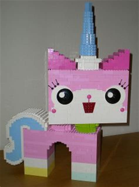 lego unicorn tutorial the lego movie unikitty minifigure pink unicorn cat 70803