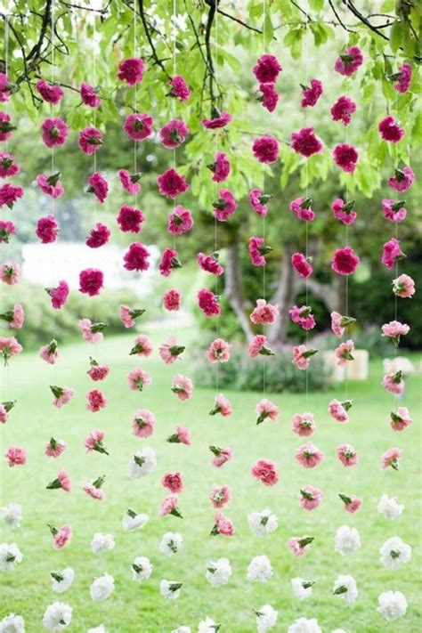 Summer Throw Line garden ideas throw a summer guests will remember