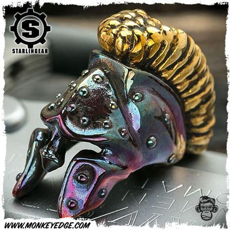 spartan bead monkey edge starlingear bead spartan up armored copper