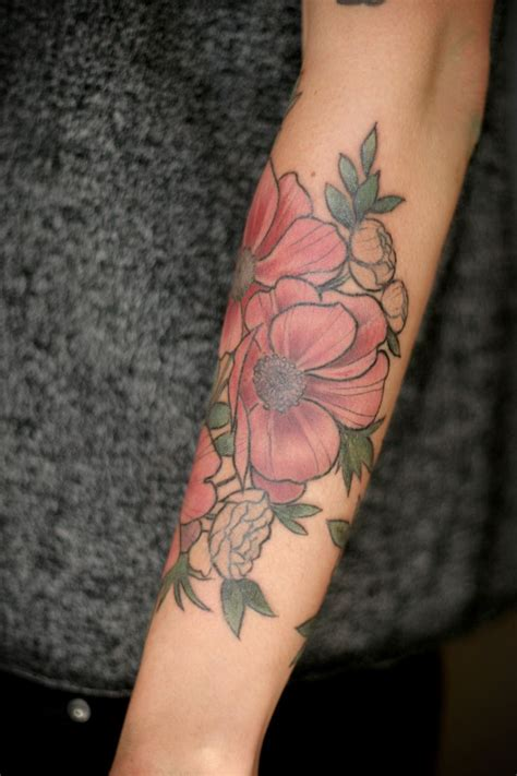 best 25 forearm flower ideas on floral