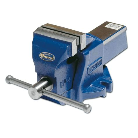 record bench vises irwin record 100mm engineers bench vice bunnings warehouse