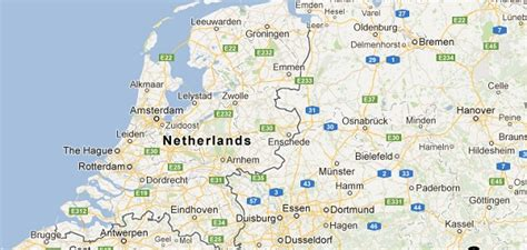 germany netherlands border map carolina naturally aug 11 2012