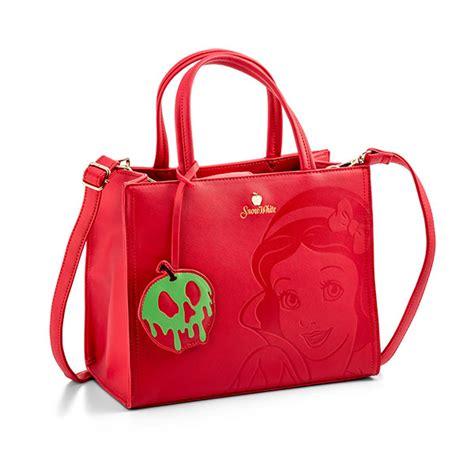 Purse Freebie Herman Snow White Tote by Disney Snow White Debossed Faux Leather Satchel Bag