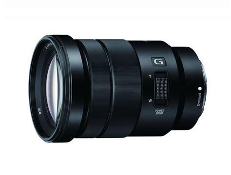 Sony Lens G Sony 18 105mm F4 G Pz Oss E Mount Lens Info