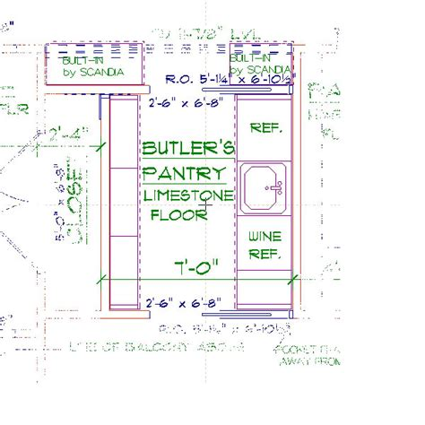House Floor Plan Layouts by 37 Butlers Pantry Jpg 600 215 600 Kitchens Pantry