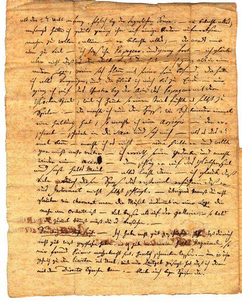 mozart lettere mozart letter page 2