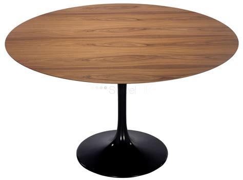 eero saarinen style tulip style table  style swivelukcom