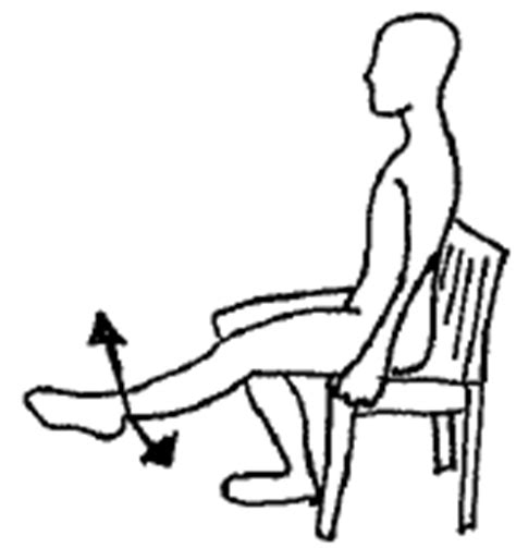 Table For Lift Chair by Strengthening Exercises For The Knee Osteopathy