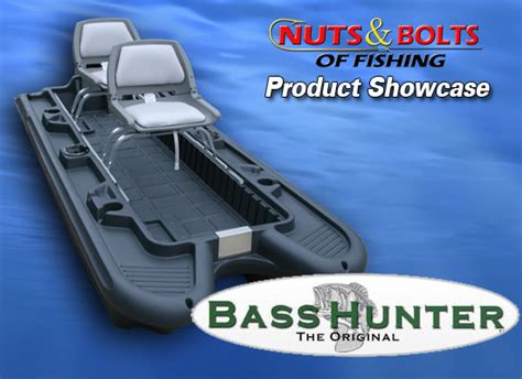 bass hunter boats reviews nuts bolts newsletter icast product reviews
