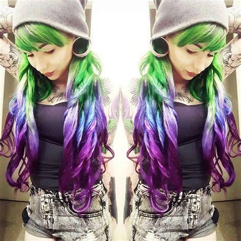 beste afbeeldingen  hair color colored