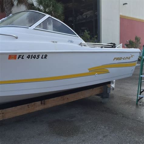 nada proline boats pro line 20dc 2001 for sale for 7 500 boats from usa