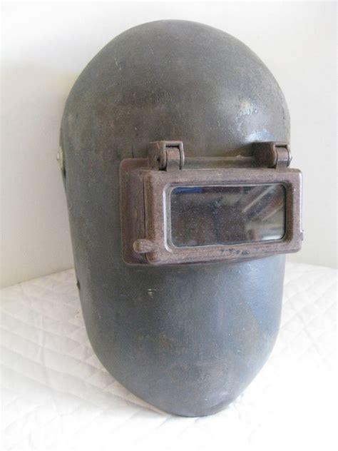 Casing One Plus 5 Vader Typography Custom vintage welding helmet industrial decor