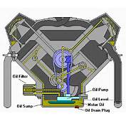 On The F20C &amp F22C Engines Oil Passes Through Filter Before It