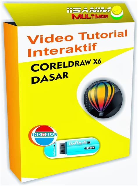 video tutorial coreldraw dasar contoh proposal penawaran video interaktif iisanim child