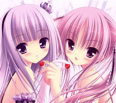 cute anime girl wallpaper for mobile fullhdディスプレイのandroidスマホ用2160 215 1920の壁紙 画像 チョコ 木 猫など キジトラ速報