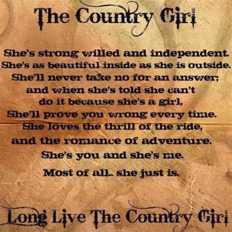 Country Quotes Northern Country Country Quotes