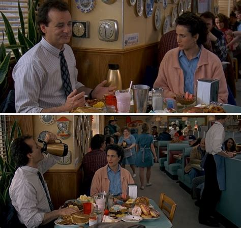 groundhog day bar coffee donut flavored pie flapjacks and tv