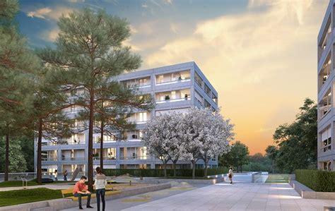 freie wohnungen münchen neubau wohnanlage mit 121 wohnungen moser architekten