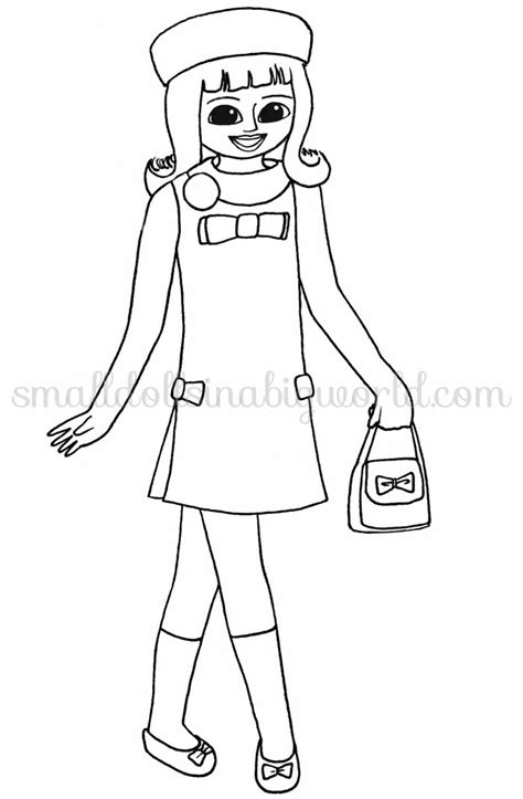 Small Dolls In A Big World Real Life American Girl Doll Kaya American Coloring Pages Free