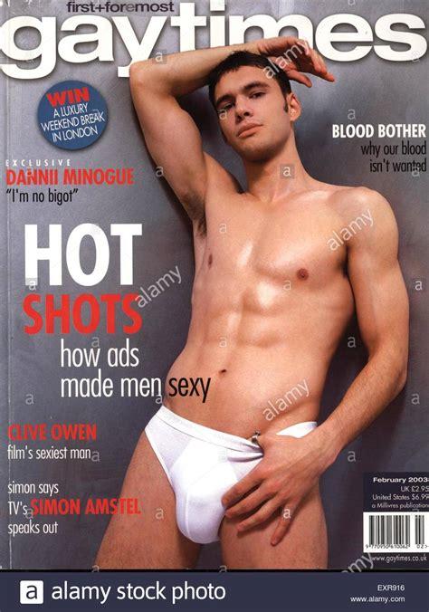 Gay photo magazine