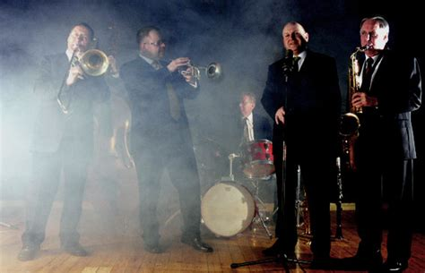 jj swing band jj vinten band from solo piano to a swinging six piece