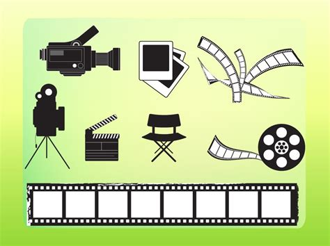 film making it movie making graphics vector art graphics freevector com