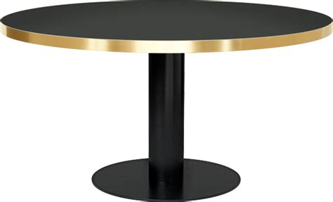 2 0 glass dining table by gubi the modern shop