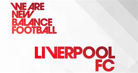 Liverpool Football Mba by New Balance Awareness And Sales Boost With Liverpool