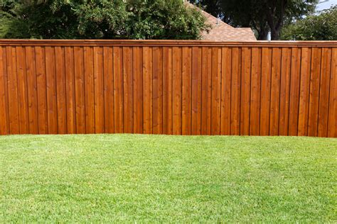 backyard wood fence 75 fence designs and ideas backyard front yard