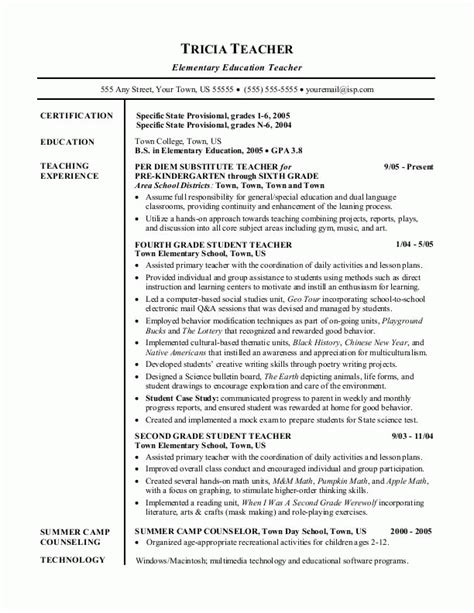 resume sle for fresh graduate teachers 14755 sle current college student resume exle college resume resume template easy http www
