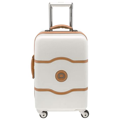 delsey trolley cabina delsey chatelet valise trolley cabine 4 roues 55 cm