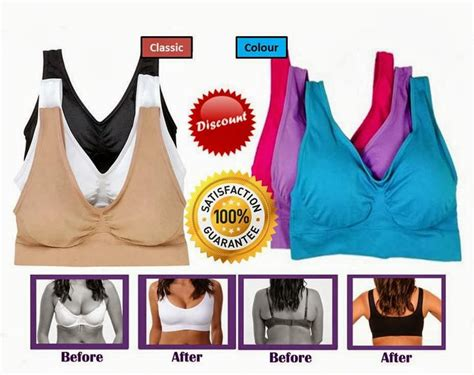 Sale Genie Bra Set Isi 3 Set Bra Per Box Paling Laris genie bra with pads seamless bras c end 11 28 2017 3 18 pm