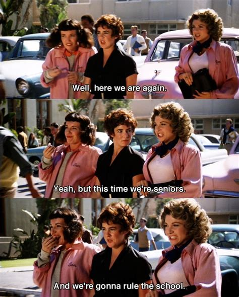 film quotes grease rizzo grease movie quotes quotesgram