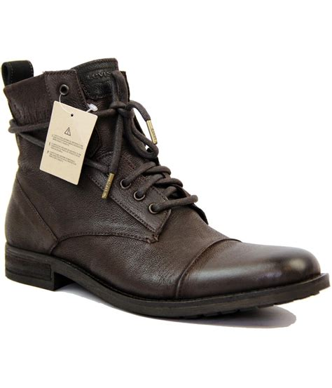levis boots mens image gallery levi boots