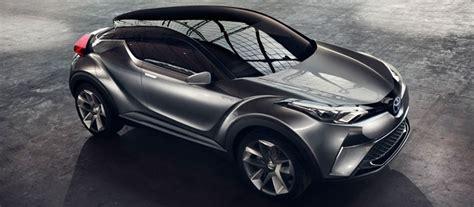 le futur crossover hybride toyota sera produit en europe