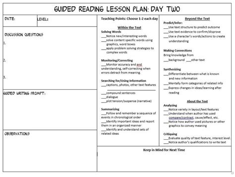 outstanding lesson plan template printable outstanding lesson plan template free template