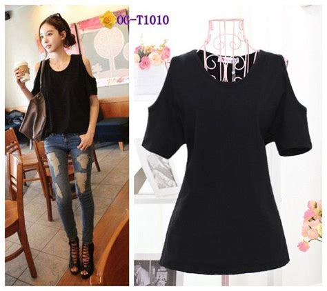 Black Blouse Korean Style Import 17 best images about fashion on winter fashion clothes for and scoop