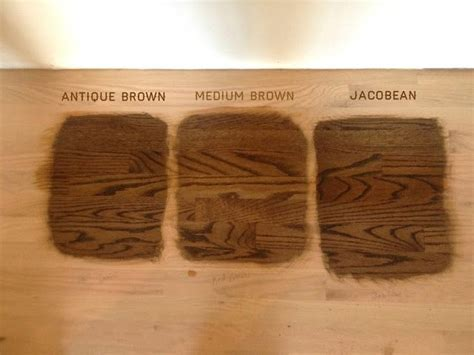 Antique Brown, Medium Brown, Jacobean Wood Stain   Fabric
