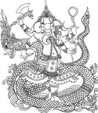 wang dang doodle hindu gods dibujos de elefantes 187 elefantepedia