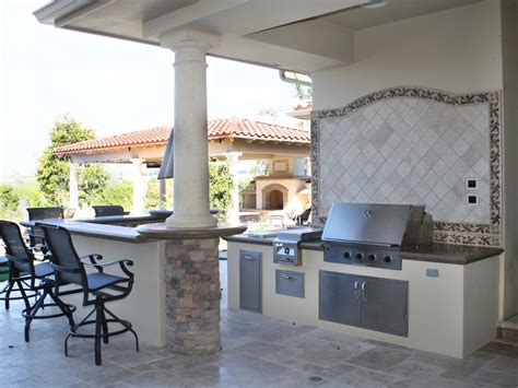 exterior kitchen outdoor kitchen cabinet ideas pictures tips expert